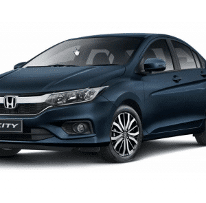 Honda City Top xanh